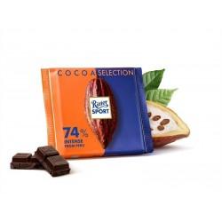 CHOCOLATE AMARGO RITTER...