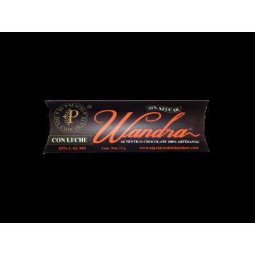 WANDRA, CHOCOLATE CON LECHE...